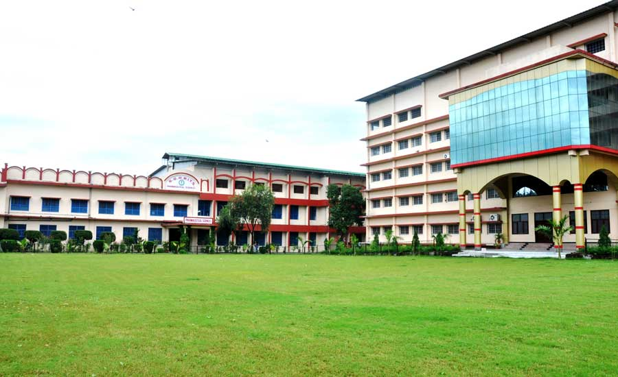 College of Nursing Shri Guru Ram Rai Institute of Medical and Health Sciences, Dehradun